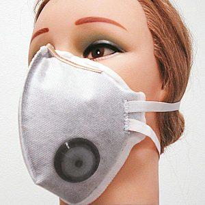 Máscara para reuso carvão ativado
